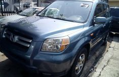 Used green 2006 Honda Pilot for sale at price ₦2,200,000 in Lagos