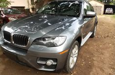 Sell used grey 2008 BMW X6 suv automatic at cheap price