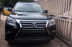 Black 2016 Lexus GX automatic for sale at price ₦19,900,000 in Lagos