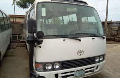 Well maintained 2013 Toyota Coaster manual for sale at price ₦18,000,000
