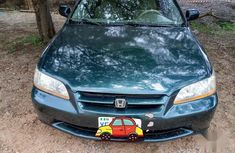 Honda Accord 2000 Green color for sale