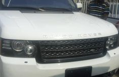 Rover Land 2012 White color for sale