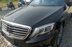 Selling 2015 Mercedes-Benz S-Class in good condition at mileage 53,000