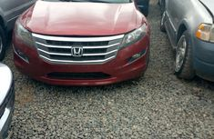 Need to sell high quality red 2010 Honda Accord CrossTour automatic at mileage 84,586
