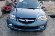 Used blue 2006 Acura MDX automatic at mileage 159,731 for sale