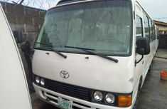 Need to sell white 2010 Toyota Coaster at mileage 0 in Lagos