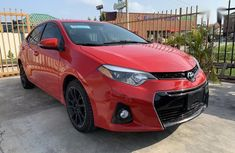 Used 2016 Toyota Corolla car sedan automatic at attractive price