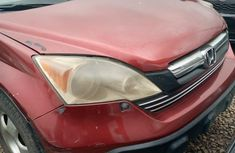 Selling red 2007 Honda CR-V at cheap price