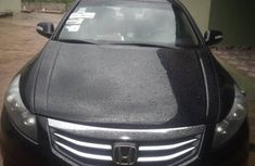 Sell used 2012 Honda Accord sedan automatic in Lagos