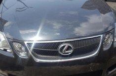 Lexus GS 2006 300 Automatic Black color for sale