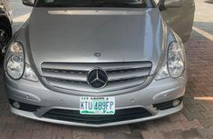 Well maintained 2008 Mercedes-Benz R-Class for sale in Lagos Mainland