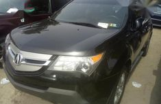 Super Clean Foreign used Acura MDX 2008 Black