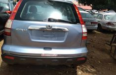 Nigerian Used Honda CR-V 2008 Model Blue