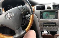 Lexus ES 2005 Silver
