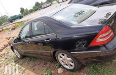 Mercedes-Benz C240 2004 Black