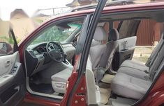 Toyota Highlander 2007 Limited V6 4x4 Red