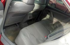 Tokunbo neat Toyota Camry 2.4 LE 2008 Red