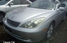 Foreign Used Lexus ES330 2005 Silver