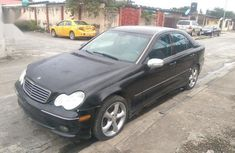 Foreign Used Mercedes-Benz C230 2005 Black