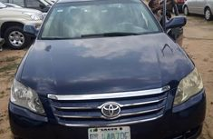 Nigerian Used Toyota Avalon Year 2008