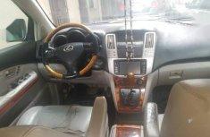 Clean Nigerian used Lexus RX 2007 350 Gray