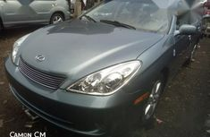 Super Clean Foreign used Lexus ES330 2005 Gray