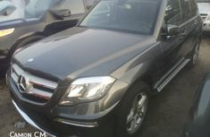 Foreign Used Mercedes Benz GLK-350 2011 Gray