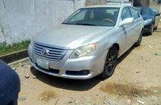 Super Clean Nigerian used Toyota Avalon 2010 Silver