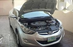 Nigerian Used Hyundai Elantra 2013 Silver