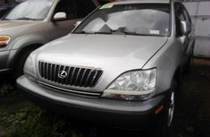 Sell cheap grey 2001 Lexus RX automatic in Lagos
