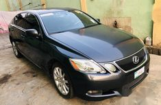 Sell cheap grey 2006 Lexus GS automatic
