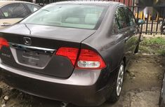 Sell well kept 2010 Honda Civic automatic at price ₦2,300,000 in Lagos