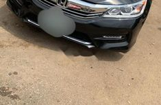 Neatly used 2016 Honda Accord for sale in Lagos