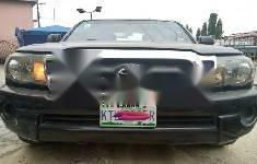 Used grey 2009 Toyota Tacoma automatic for sale at price ₦3,850,000