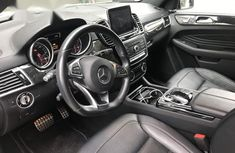 Very Clean Nigerian Used Mercedes-Benz GLE-Class 2016 Model