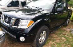 Sparkling cheap used 2007 Nissan Frontier automatic at mileage 95,213