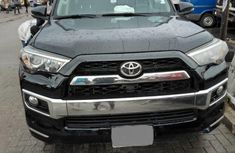 Used 2017 Toyota 4-Runner suv / crossover automatic for sale at price ₦10,800,000