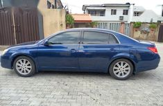 Super Clean Foreign used Toyota Avalon Limited 2006 Blue