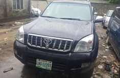 Need to sell high quality 2008 Toyota Land Cruiser Prado suv / crossover at price ₦3,500,000 in Lagos
