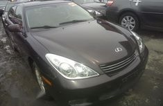 Tokunbo Used Lexus ES330 2004 Gray Colour