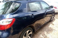 Neatly foreign used Toyota Matrix 2010 for sale