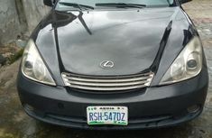 Super Clean Nigerian used Lexus ES 2005 330 Black