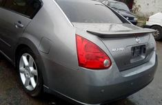 Selling grey 2008 Nissan Maxima at cheap price