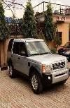 Sell well kept grey 2007 Land Rover LR3 suv automatic