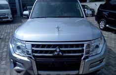 Super Clean Foreign used Mitsubishi Pajero 2017 Silver