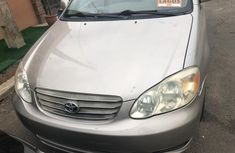 Selling other 2003 Toyota Corolla in Lagos