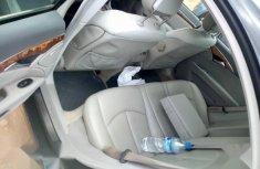 Super Clean Nigerian used Mercedes-Benz E320 2005 Black