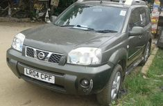 Sell well kept 2004 Nissan X-Trail automatic at mileage 0