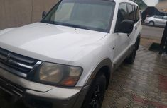 Neatly Used Mitsubishi Montero 2002 Model for Sale