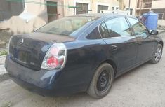 Foreign Used Nissan Altima 2.5 2006 Model Blue